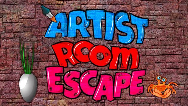 Artist Room Escape screenshot 5