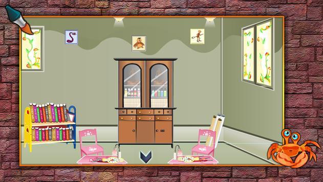 Artist Room Escape screenshot 8
