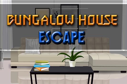 Bungalow House Escape poster