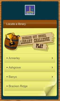 BCC Library Challenge poster