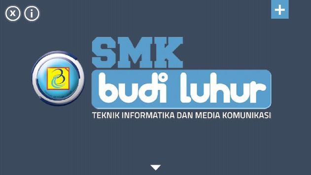 Brosur Smk Budi Luhur poster
