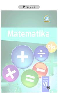 Kelas VII Matematika BS Sem1 poster