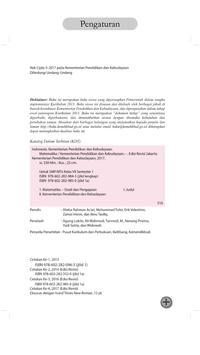 Kelas VII Matematika BS Sem1 screenshot 1