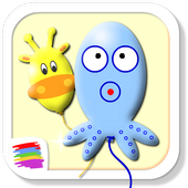 Balloon POP Games for toddlers icon