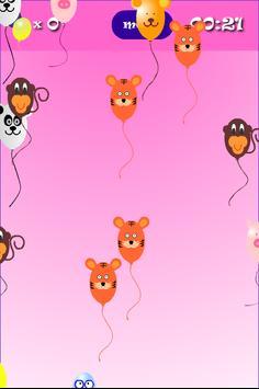 Balloon POP Games for toddlers apk screenshot