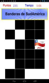 Banderas América del Sur screenshot 7