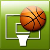 Basketball Scorer icon