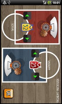Basketball Scorer poster