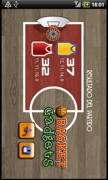 Basketball Scorer screenshot 2