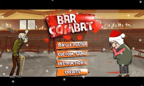 Bar Fight Demo apk screenshot
