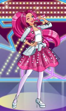 Dress Up Barbie Rock N Royals screenshot 1