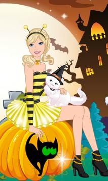 Dress Up Barbie Halloween apk screenshot