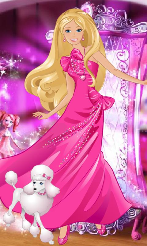 Dress Up Barbie Fairytale For Android Apk Download
