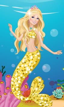 Dress Up Barbie A Mermaid Tale apk screenshot