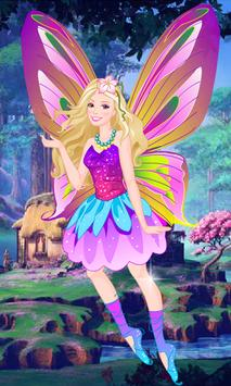 Dress Up Barbie Mariposa apk screenshot