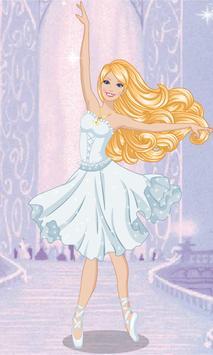 Dress up Barbie Pink Shoes 2 apk screenshot