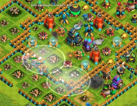 Battle of Zombies: Clans War apk screenshot