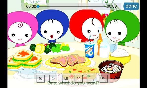 Learn Chinese with Beandolls apk screenshot