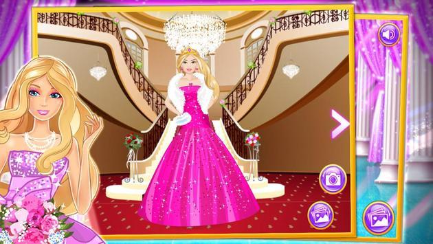 Beautiful bride dressup screenshot 1