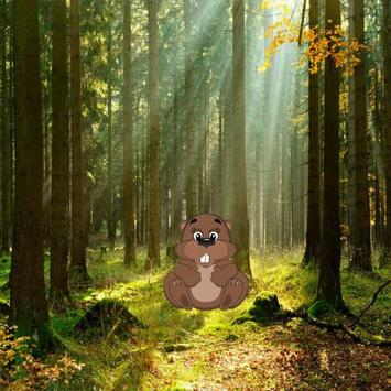 Beaver Forest Escape apk screenshot