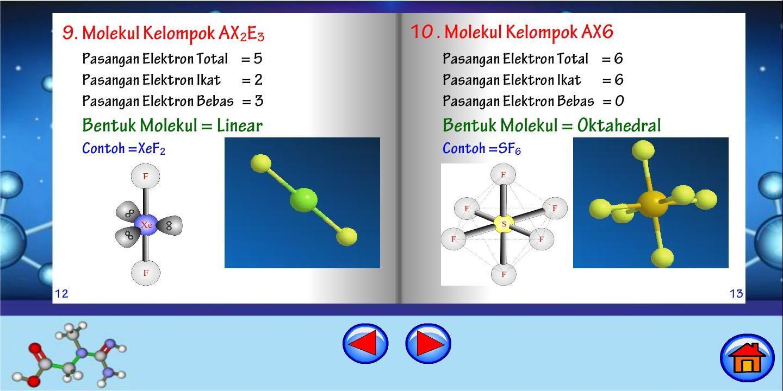 Bentuk Molekul For Android Apk Download