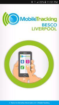MT Besco LIVERPOOL poster