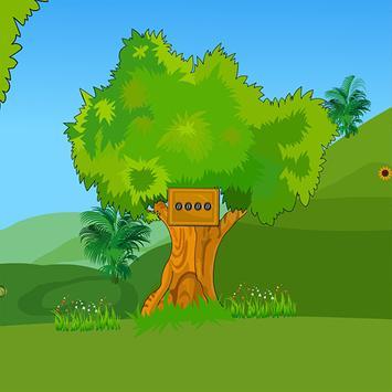 Best Escape Games - Wounded Deer Escape screenshot 2