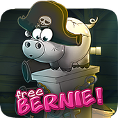 Free Bernie Pirates icon
