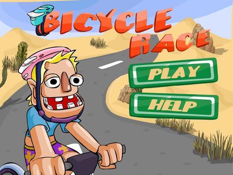 Bicycle race screenshot 12