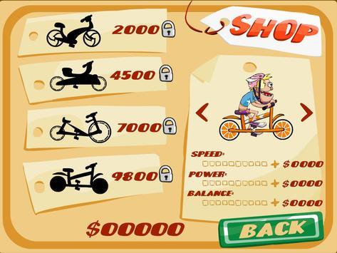Bicycle race screenshot 1