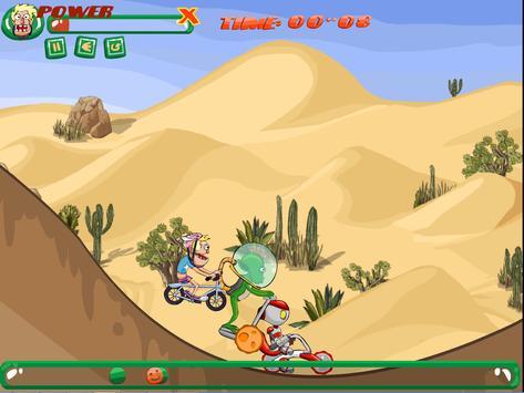 Bicycle race screenshot 2