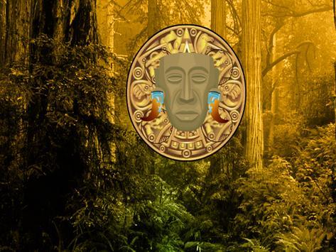 Big Mayan Land Escape poster
