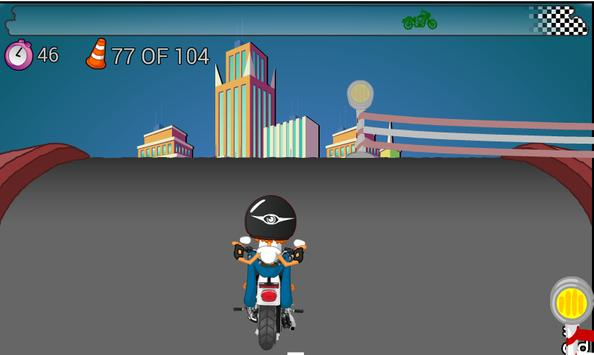 Bike Adventure screenshot 1