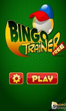 Bingo Trainer Free poster