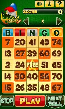 Bingo Trainer Free screenshot 1