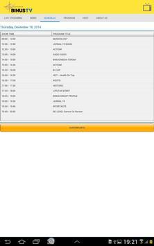 Binus TV screenshot 10