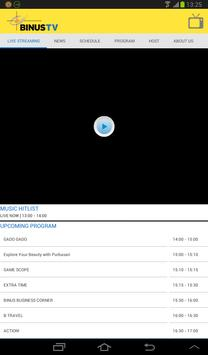 Binus TV screenshot 13