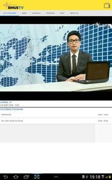 Binus TV screenshot 6