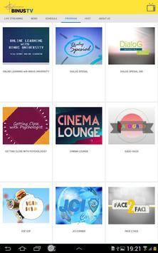 Binus TV screenshot 9
