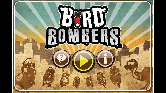 Bird Bombers poster