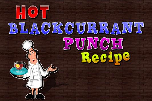 Blackcurrant Punch Recipe poster