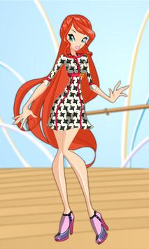 Dress Up Bloom Winx apk screenshot