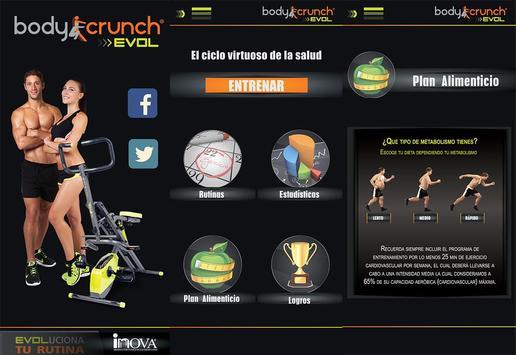 Body Crunch Poster