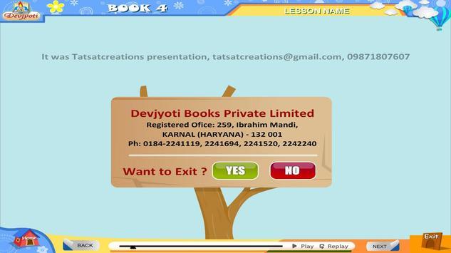 Bravia Book 4 screenshot 2