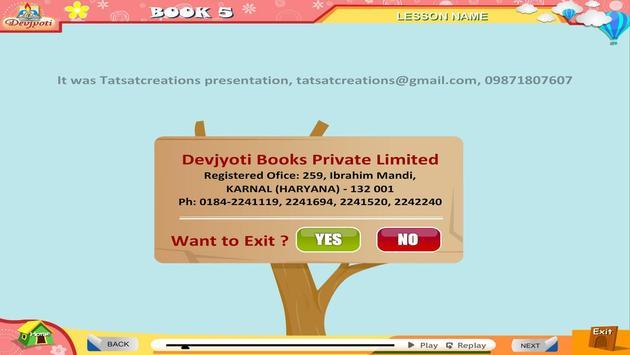 Bravia Book 5 apk screenshot