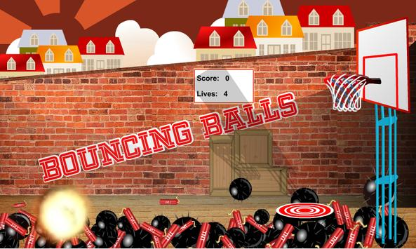 Bouncing Balls poster