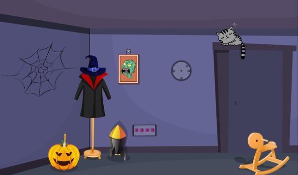 Boy Rescue From Halloween Land apk screenshot