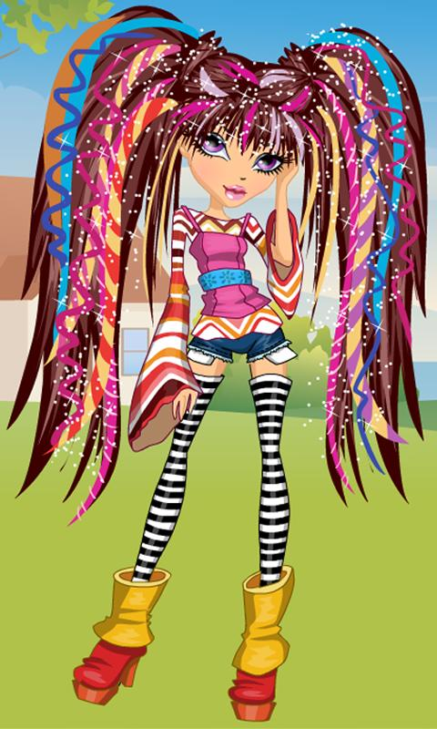 Dress Up Bratz Yasmin For Android Apk Download