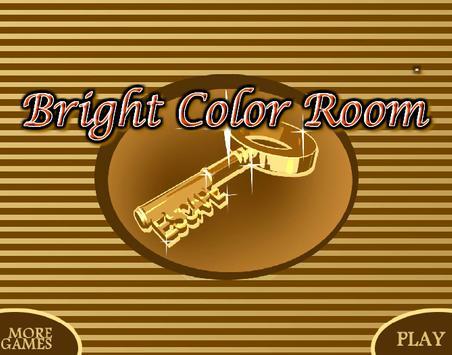 BrightColorRoomEscape poster