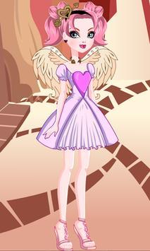 Dress Up Cupid apk screenshot